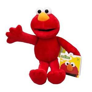 Elmo Plüschfigur 25cm Sesamstrasse