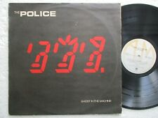 THE POLICE - Ghost in the Machine - Rare & Ltd release ZIMBABWE LP