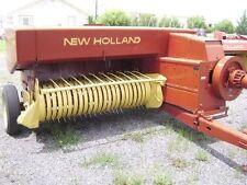 New Holland 387 Hayliner Baler Parts Manual