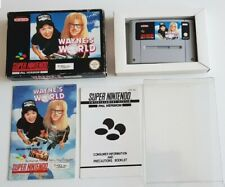 WAYNE'S WORLD -  SNES COLLECTERS ITEM