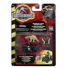 Jurassic Park 3 Die Cast Vehicles - ATV with Grappling Hook - Brand New