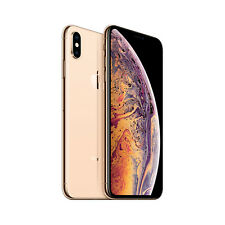 Apple iPhone XS 256GB Gold - GSM Unlocked Smartphone Excellent Condition