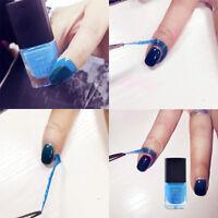 BORN PRETTY Blue Liquid Tape & Peel Off Base Coat Nagel Kunst Latex Maniküre