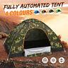 Oxford automatique 1-2 homme personne famille tente Camping abri imperméable ran