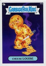 Garbage Pail Kids Mini Cards 2013 Base Card 93a Cheese LOUISE