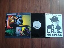 Stewart Copeland The Equalizer & Other Cliff Hangers NM LP Police CLEAN VINYL