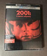 2001 A Space Odyssey (4K Ultra Hd Blu-ray Disc) New