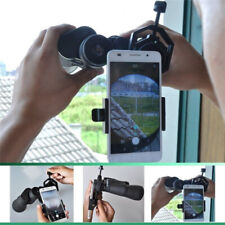 Support Holder Mount Stand for Binocular Monocular Telescope Smart Phone Adapter
