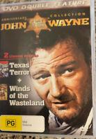 JOHN WAYNE ANNIVERSARY COLLECTION – TWO CLASSICS DVD