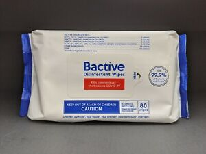 Bactive Heavy Duty Cleaning Wipes