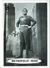Topps 75th Anniversary Base Card 45 Superman