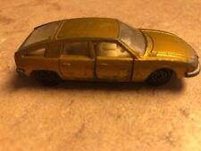 1969 Lesney Matchbox No. 56 BMC 1800 Pininfarina Gold Superfast Made in England