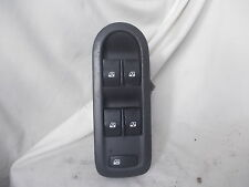 RENAULT MEGANE & SCENIC ELECTRIC 4-WAY WINDOW SWITCH PACK FROM 2006 YR CAR
