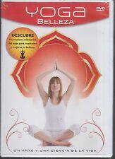 DVD - Yoga Belleza NEW Un Arte Y Una Ciencia De La Vida FAST SHIPPING!