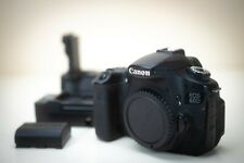Canon EOS 60D Body with Battery Grip