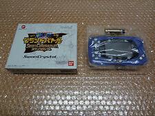NEW Wonderswan Crystal One Piece Grand Battle Swan Colloseum Bandai Japan /C