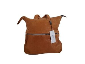 Maxon Collection Bags Beautiful Nappa Leather Backpack Made In Italy