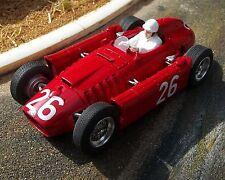Probuild 1/32 SLOT CAR LANCIA FERRARI D50 F1 c1955 Monaco Gp # 26 ASCARI M / B