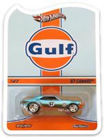 MAGNET Hot Wheels RLC Gulf '67 Camaro MAGNET for Fridge Toolbox