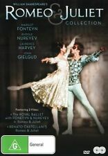 Romeo and Juliet Double Pack NEW R4 DVD