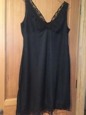 Women Vintage New Slip Rayon Made Is Germany