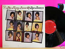 The Many Faces of Lyn Roman, Columbia Records, CL 2219, 1965
