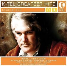 K-Tel Greatest Hits: Charlie Rich 2005 by Rich, Charlie BRAND NEW-FREE SHIP USA