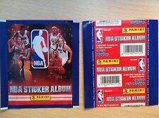 Bustina Packet Nuova PANINI USA NBA Basketball Stars 2010 - 11 2011 Sticker