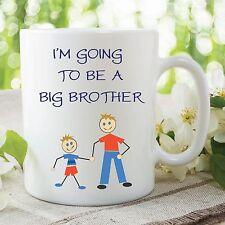 Pour Enfants Mug Je Suis Going To Be A Big Brother Nouveauté Cup Anniversaire