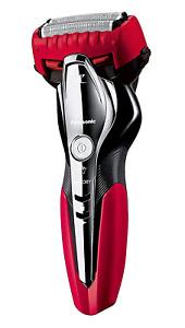 "Panasonic Lamb Dash Mens Shaver 3 blades Red "" ES-ST2Q-R "" JAPAN New"