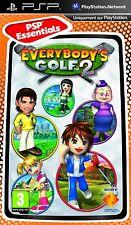 ★★ Jeu PSP : Everybody's Golf ★★