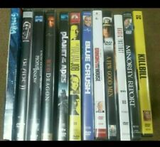 (Lot#8) (12) Dvds : See Photos for Description : See Other Lots I Have as Well