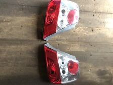 Honda Civic Type R Ep3 Facelift Rear Lights Tail 2001-2006 Jdm Ep2 Pre Sport