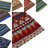 Decorative Ethnic Fabric Fashion Print Sewing Pillow Tablecloth Cloth 0.5m*1.5m