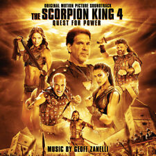 Scorpion King 4: Quest for Power-Original Soundtrack by Geoff Zanelli