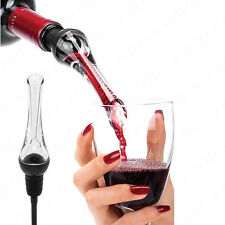 Red Wine Aerator Pour Spout Bottle Pourer Aerating Decanter For Home Barware