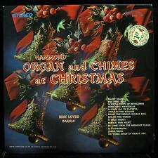 Ashley Tappen - Hammond Organ And Chimes At Christmas LP Mint- XM 3 Vinyl Record