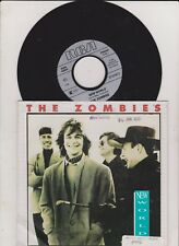 "7"" 1990 -  THE ZOMBIES : New World (  VG++ )  Promoinfo !"