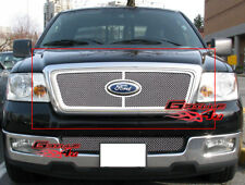 Fits 2004-2008 Ford F-150 Honeycomb Style Stainless Wire Mesh Grille Insert