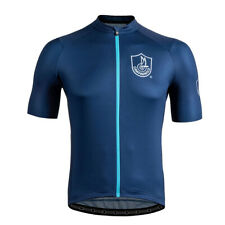 Campagnolo COBALTO Short Sleeve Cycling Bike Jersey BLUE