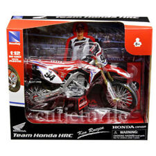 New Ray Team Honda HRC CRF 450R Dirt Bike 1:12 Motorcycle 57923 #94 Ken Roczen