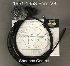 1951 1952 1953 Ford Flathead V8 Spark Plug Wire Kit