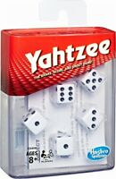 NEW Hasbro Yahtzee Classic Family Board Game with Dice & 100 Score Cards Shaker