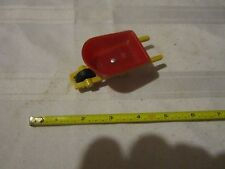 Fisher Price Husky Helper wheelbarrow construction accessories wheel barrel part