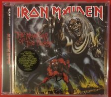 IRON MAIDEN THE NUMBER OF THE BEAST ENHANCED CD