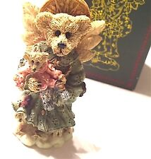 Boyds Bears & Friends .Zoe .Angel Of Life . Exclusive Issue 1997. Orig Box