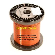 0.50 mm émaillé Copper winding Wire, Tattoo Machine Fil De Bobine-Bobine 1 kg