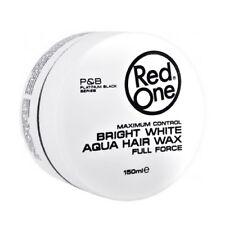 RedOne Bright White Aqua Hair Wax 150ml