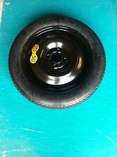 2007 To 2015 Kia Rio Space Saver Spare Wheel & Tyre 15inch Free Uk Postage