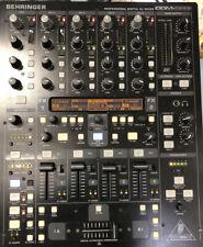 Behringer Professional Digital DJ Mixer DDM4000 Mixer with Sampler
